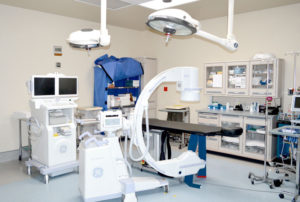operating room at winter haven fl day surgery center